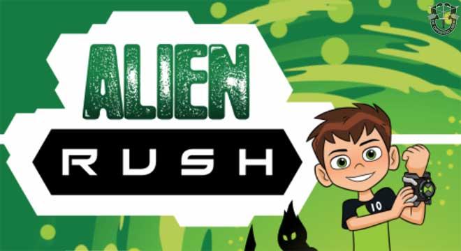 Jogo Ben 10 Alien Rush