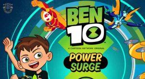 Jogo Ben 10 Power Surge