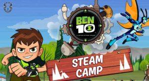 Jogo Ben 10 Steam Camp