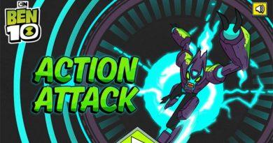 Jogo-Ben-10-Action-Attack