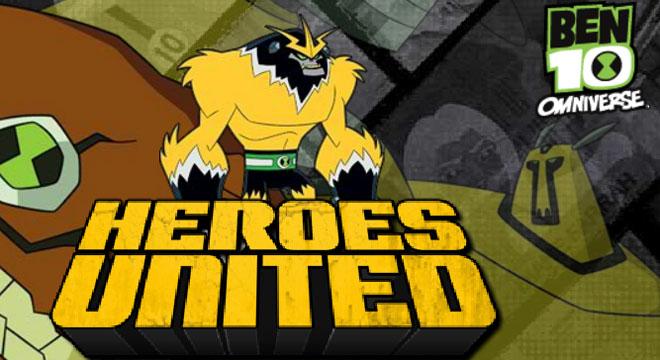 ogo-Ben-10-Omniverse-Herois-Unidos