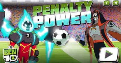 Jogo-Ben-10-Penalty-Power