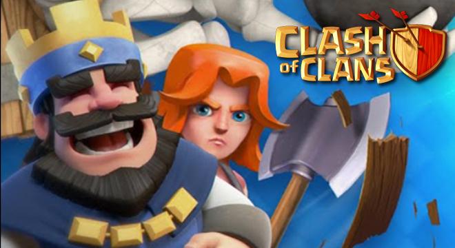 Jogo-Clash-of-Clans-Online