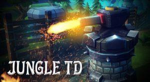 Jogo-Jungle-Tower-Defense-3D