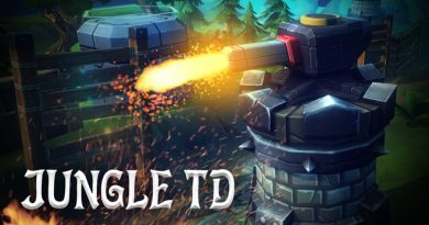 Jogo-Jungle-Tower-Defense-3D