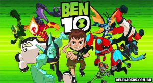 Jogos do Ben 10 para Celular