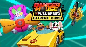 Jogo-Danger-Mouse-Full-Speed-Extreme-Turbo