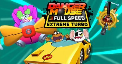 Jogo-Danger-Mouse-Full-Speed-Extreme-Turbo