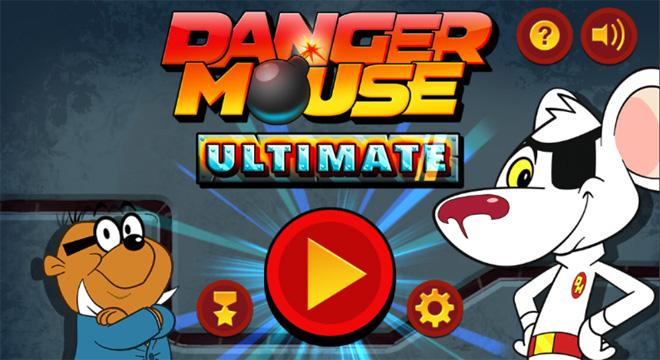 Jogo-Danger-Mouse-Ultimate