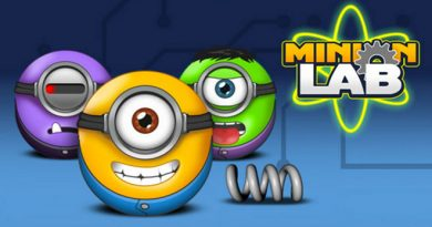 Jogo-Minion-Lab
