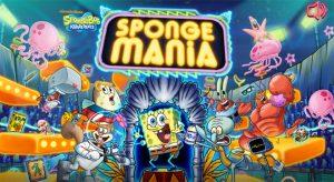 Jogo-Spongebob-Spong-Mania
