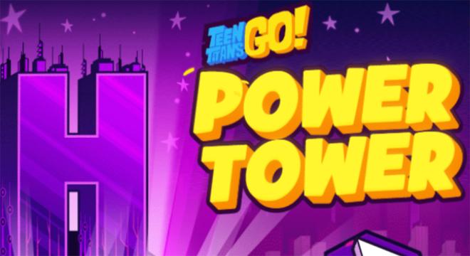 Jogo-Os-Jovens-Titas-Em-Acao-Power-Tower