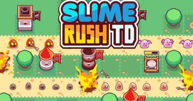 Jogo-Slime-Rush-Tower-Defense