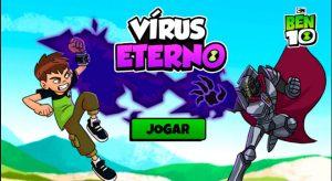 Jogo Ben 10 Vírus Eterno