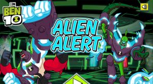 Jogo Ben 10 Alien Alert