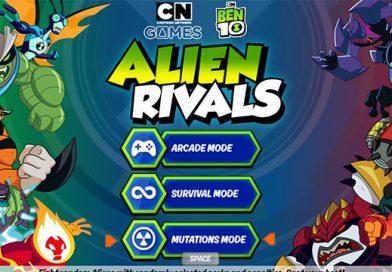 Jogo Ben 10 Alien Rivals