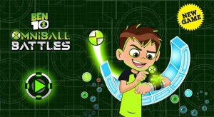 Jogo-Ben-10-Omniball-Battles