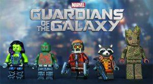 Jogos dos Guardiões da Galáxia LEGO