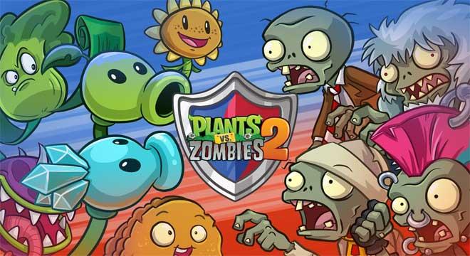 Jogo-Plants-vs-Zombies-2