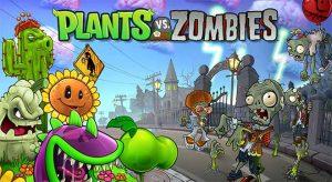 Jogo-Plants-vs-Zombies