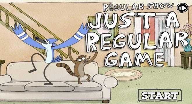 jogo-Apenas-um-Show-Just-a-Regular-Game