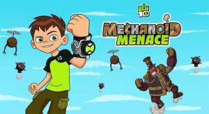 Jogo Ben 10 Ameaça Mecanoide