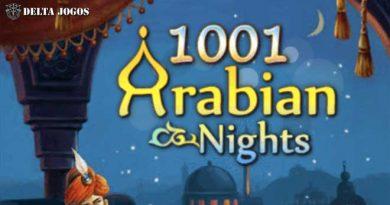 1001 Arabian Nights - Puzzle Game