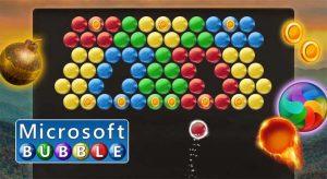 Jogo Microsoft Bubble