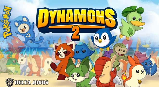 Jogo Pokemon Dynamons 2