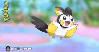 Pokémon Emolga's Treetop Roundup Game