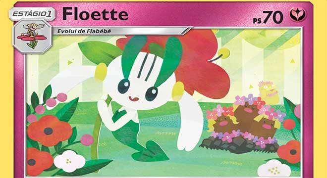 Pokemon Floette Float