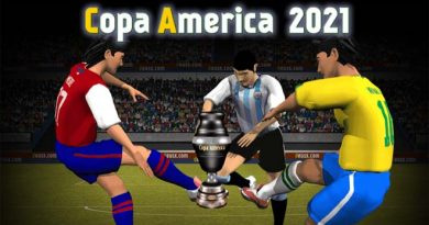 Copa América 2021 Futebol Online