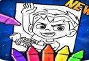Jogo Ben 10 Coloring Book 2021