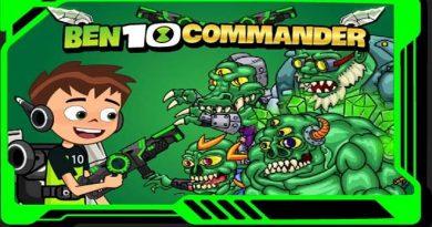 Jogo Ben 10 Commander