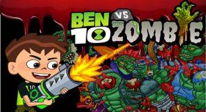 Jogo Ben 10 vs Zombie