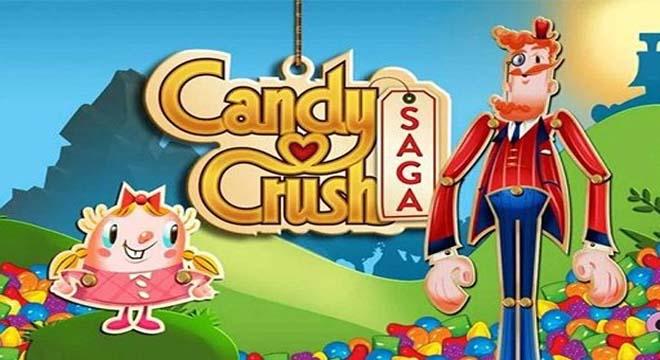 Jogo Candy Crush Saga