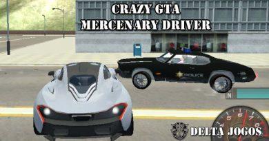 Jogo Crazy GTA Mercenary Driver