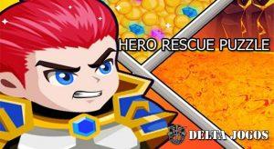 Jogo Hero Rescue Puzzle