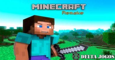 Jogo Minecraft Remake