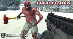 Jogo Zombie Vacation
