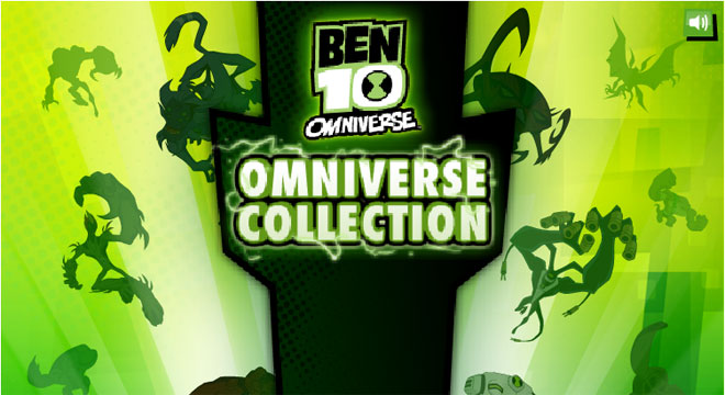 Jogo Ben 10 Colecao Omniverse